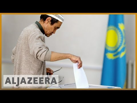Kazakhstan Elections: Vote for new president on Sunday