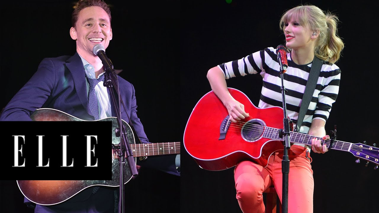 The Best Twitter Reactions to Taylor Swift and Tom Hiddleston  | ELLE  #Trend