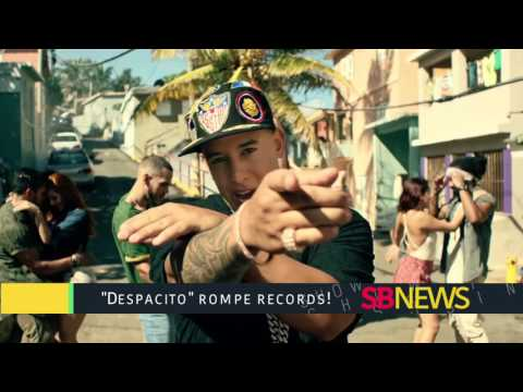 "SB NEWS - 09 - ""DESPACITO"" ROMPE RECORDS GLOBALES"