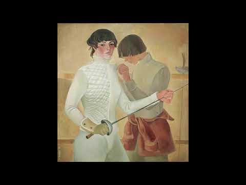 Soviet/Russian composer Andrei Rodionov - Baroque (Fencing) / Андрей Родионов - Барокко