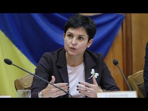 Дострокові вибори в Раду: Брифінг голови ЦВК Тетяни Сліпачук