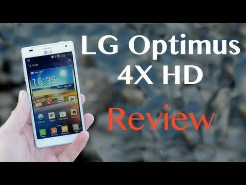 Review LG Optimus 4X HD
