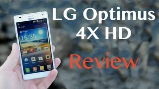 Review LG Optimus 4X HD