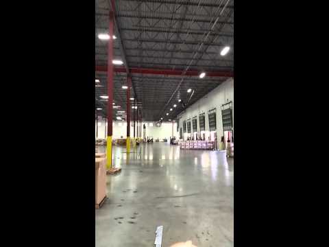 Warehouse Drone