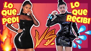 LO QUE PEDI VS LO QUE RECIBI!! LUPSONA (ROPA CHINA) thumbnail