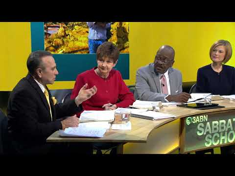 "Lesson 12: ""Babylon and Armageddon"" - 3ABN Sabbath School Panel"