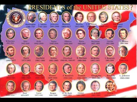 The 8 U.S. Presidents Before George Washington
