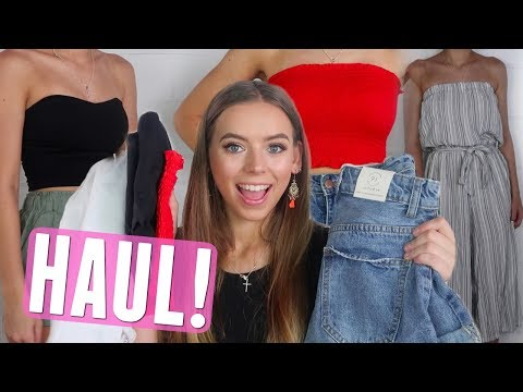 TRY-ON CLOTHING HAUL! | Cotton On, Glassons, City Beach and More!