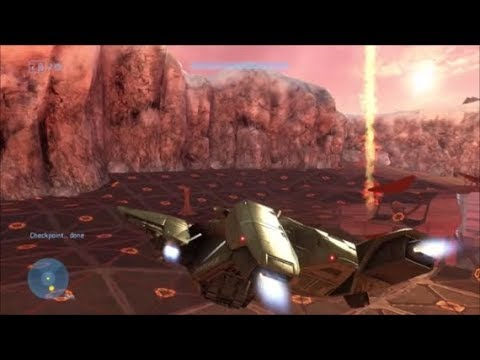 Halo 3 - The Warthog Run That Might've Been