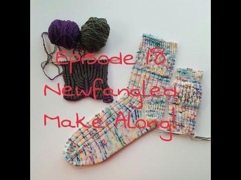 Episode 18: Newfangled Make Along!