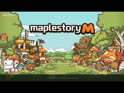 MapleStory M Beta: First Impressions