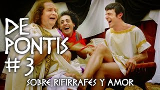 De Pontis #3 - Web serie peplum de humor en HD