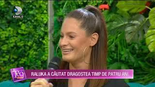 Teo Show (11.11.2019) - Raluka a gasit dragostea! A cautat-o timp de 4 ani!