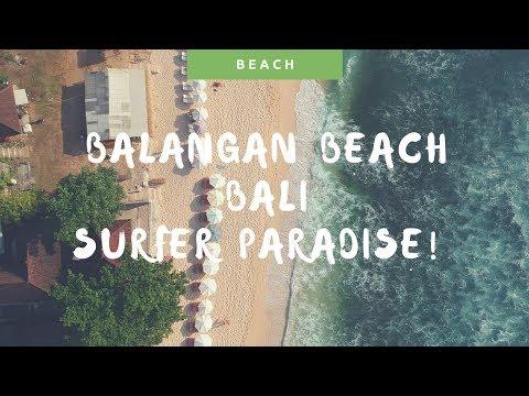Explore Pantai Balangan Beach Bali, Surfer Paradise!