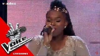 Lory - You raise me up | (The Voice Afrique francophone 2016 - GrandShow 1)
