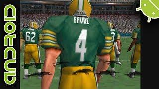 NFL Quarterback Club '99 | NVIDIA SHIELD Android TV | RetroArch Emulator [1080p] | Nintendo 64