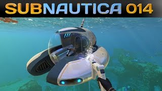 SUBNAUTICA [014] [Seamoth Rescue Service] [PRAWN] [Let's Play Gameplay Deutsch German] thumbnail