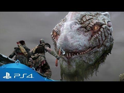 عرض  جديد للعبة God of War الميثولوجيا الإسكندنافية