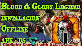 Blood & Glory: Legend Para Android [Offline/Instalación/Review/Monedas Ilimitadas] MiSoTa94