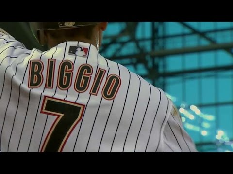 Ausmus talks about Biggio's career