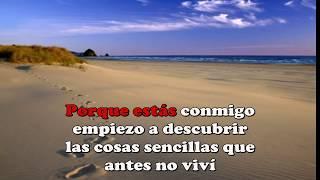 Video El Mismo Cielo - Marcela Gandara (Pista-Karaoke) download MP3, 3GP, MP4, WEBM, AVI, FLV Mei 2018