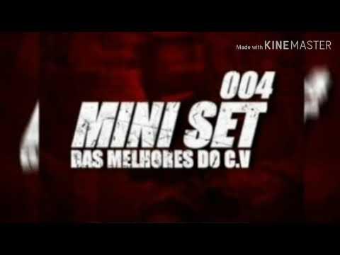MINE SET 004 DAS MELHORES DO CV [ DJ'S PEDRO MALTEZ & VT DO TREM BALA ]