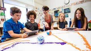 #BeyondCode - Introducing Sphero Edu
