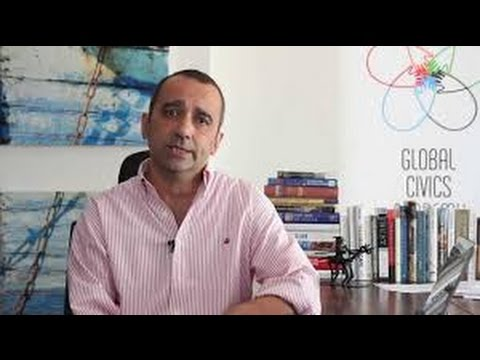Hakan Altınay ile küresel vicdan (global civics) üzerine sohbet