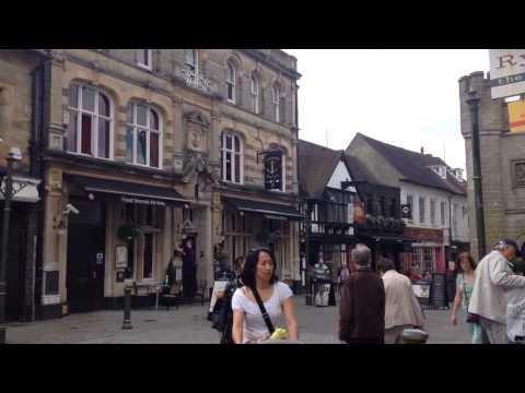 The Market Town Of Horsham West Sussex, United Kingdom