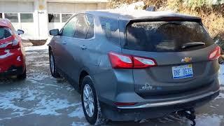 2018 Chevrolet Equinox Diesel Cold Start (-5F)