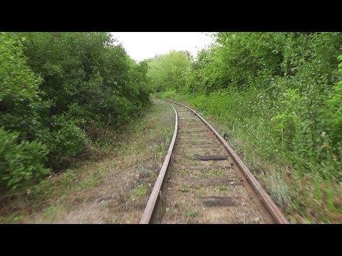 #УДПЧ Вагон списан, наваливаем на дрезине резервом, встречи с железнодорожниками