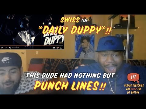 Swiss - Daily Duppy S:05 EP:08 | GRM Daily(Thatfire Reaction)