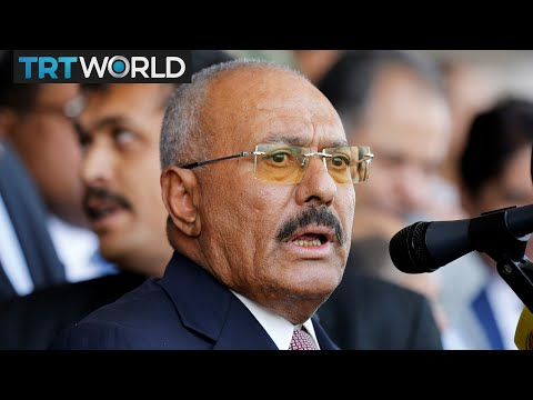 Breaking News: Yemen's ex-president Ali Abdullah Saleh killed by Houthis in Sanaa