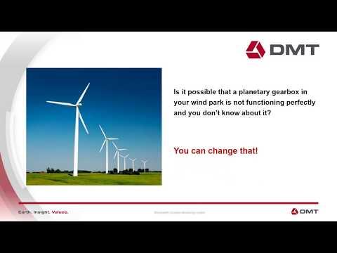Wind Park Optimisation | DMT-Group
