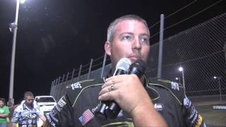 Lucas Oil MLRA Quickhit @ Salina Highbanks Speedway 7/4/15