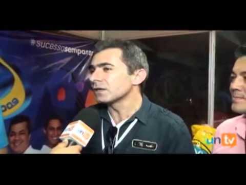 Rádio 100 é destaque no Samba Brasil