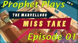 The Marvellous Miss Take - E01 - Learning to Steal