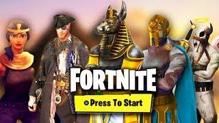 SEASON 5 OFFICIAL BATTLE PASS TRAILER LEAKS!! | Fortnite: Battle Royale NEW MAP THEME!