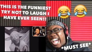 MUST.. HOLD IT IN | Try Not To Laugh Challenge #3- CoryxKenshin: REACTION VIDEO!!