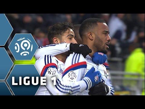 Olympique Lyonnais - FC Nantes (1-0)  - Résumé - (OL - FCN) / 2014-15