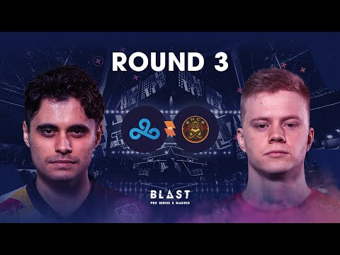 C9 vs Ence - BLAST Pro Series: Madrid 2019 - Bo1