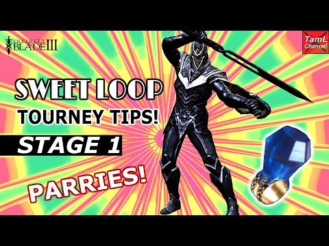 Infinity Blade 3: Sweet Loop Tourney Stage 1 Tips!
