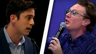 Michael Knowles SMASHES Clay Aiken On Climate Change