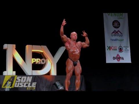 """2018 Indy Pro Posing """"Aaron Clark"""""""