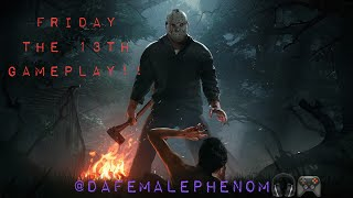 Friday the 13th The Game Gameplay