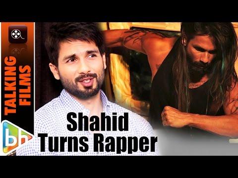 Shahid Kapoor Raps, Talks About His Favourite Scene In Udta Punjab