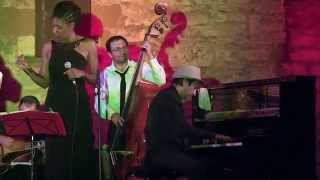 "RAPHAËL LEMONNIER & TRICIA EVY ALL STARS  ""SWING BROTHER SWING"""