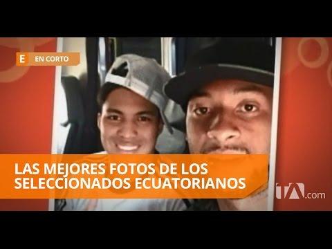 Las mejores fotos de los seleccionados de Ecuador - En Corto