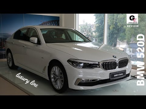 2018 BMW 520D Luxury Line | Detailed Review | Price | Features | Specs !!!