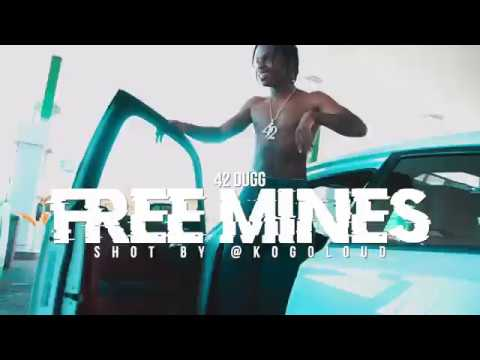42 Dugg - Free Mines (Official Music Video)